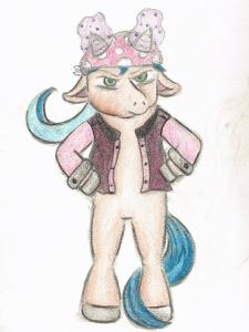 http://icysquirrel.deviantart.com/art/The-equine-bully-461803009