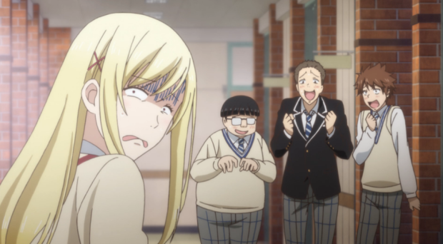 Yamada-kun and the Seven Witches Review sexist